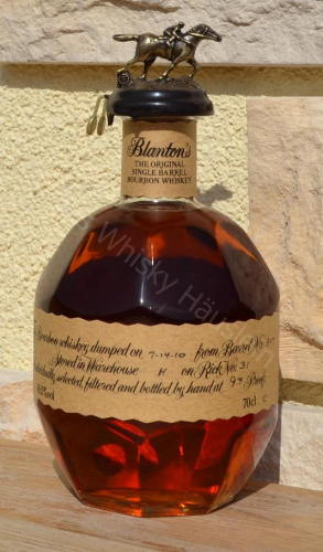 Blantons Original Single Barrel 46.5% 0,7ltr