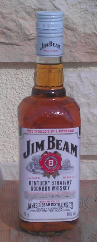 Jim Beam White Label 40% 0,7ltr