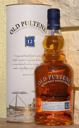 Old Pulteney 12j 40% 0,7ltr