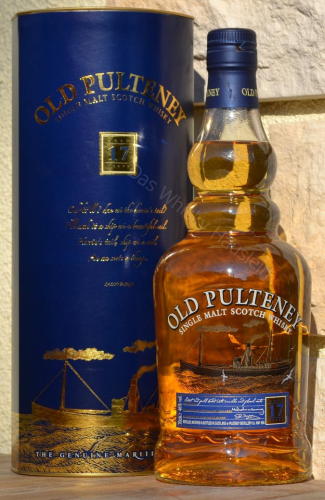Old Pulteney 17j 46% 0,7ltr