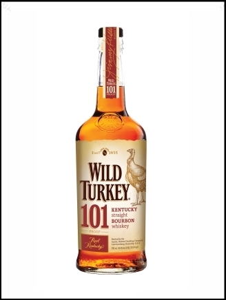 Wild Turkey 101 Proof 50,5% 0,7ltr