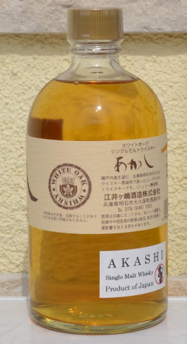 Akashi Single Malt 46% 0,5ltr
