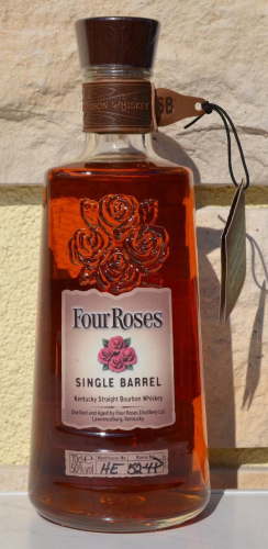 Four Roses Single Barrel 50% 0,7ltr
