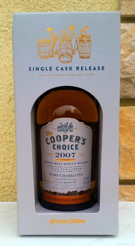 Port Charlotte - Coopers Choice 46% 0,7ltr