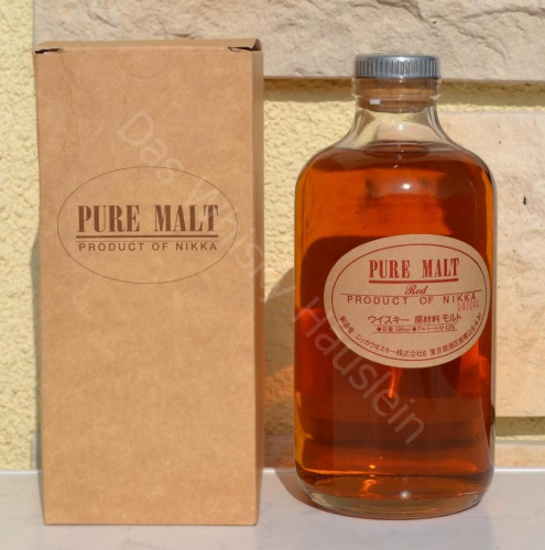 Nikka Pure Malt Red 43% 0,5ltr