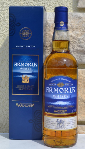 Armorik Double Matured 42% 0,7ltr