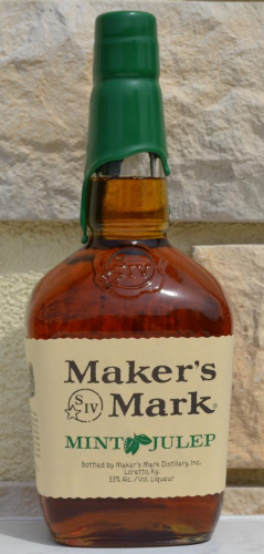 Maker's Mark Mint Julep 33% 1,0ltr!!!