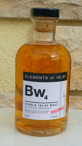 Elements of Islay Bw4 51,6% 0,5 ltr