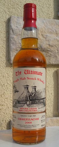 Craigellachie 2008 Sherry Ultimate 46% 0,7 ltr