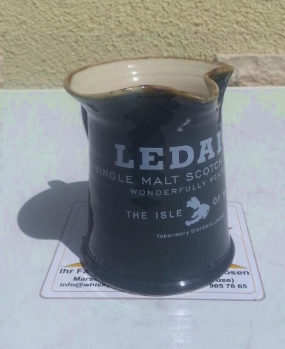 Ceramic WaterJug: Ledaig
