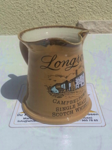 Ceramic WaterJug: Longrow