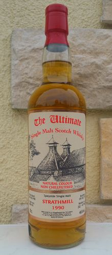Strathmill 1990 Ultimate Selection 46% 0,7ltr