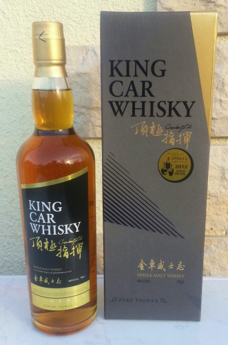 Kavalan King Car (Conductor) Batch 1 - 46% 0,7ltr
