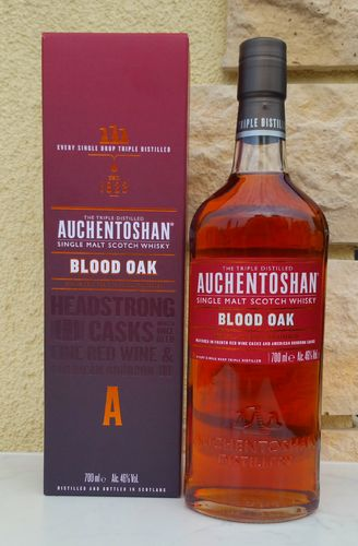 Auchentoshan Blood Oak 46% 0,7ltr