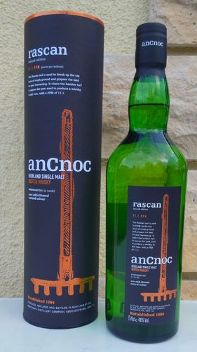 An Cnoc Rascan 46% 0,7ltr Limited Edition