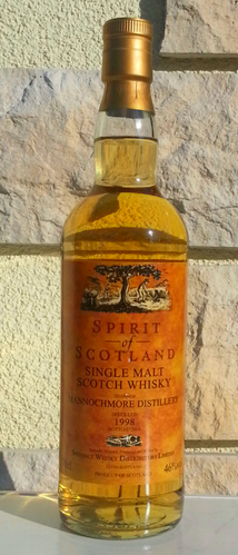 Mannochmore SoS (Spirit of Scotland) 1998 46% 0,7 ltr