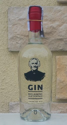 Gin: Wagging Finger 44% 0,7ltr