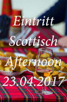 Gutschein Scottisch Afternoon 2017