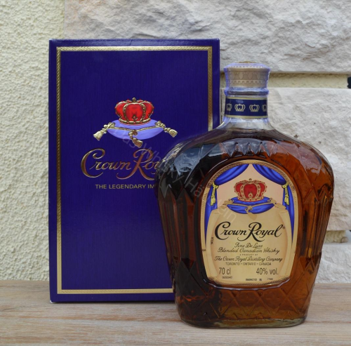Crown Royal 40% 0,7ltr