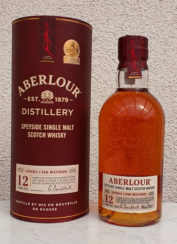Aberlour 12j Double Cask Matured 40% 0,7ltr