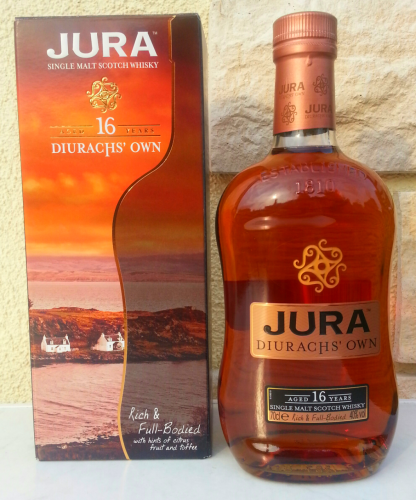 Isle of Jura 16j 40% 0,7ltr