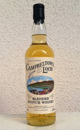 Campbeltown Loch Blended Scotch Whisky 40,0% 0,7ltr