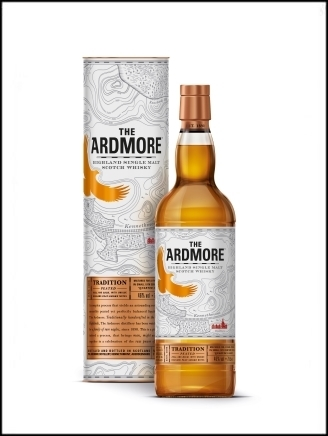 Ardmore Traditional Cask 40% 1ltr