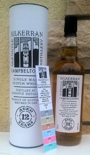 Kilkerran 12J (Progress) 46% 0,7 ltr