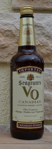 Seagram's VO Canadian 40% 0,7ltr