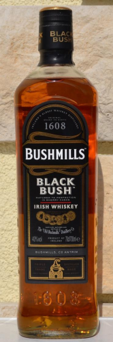 Bushmills Black Bush 40% 1,0 ltr