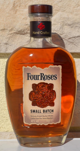 Four Roses Small Batch 45% 0,7ltr