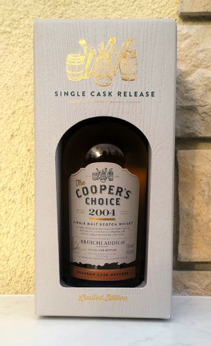Bruichladdich 04 - Coopers Choice 46% 0,7ltr