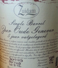 Sample: Zuidam, Oude Genever 5j 38% 100ml