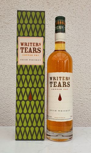 Writers Tears Copper Pot 40% - 0,7ltr