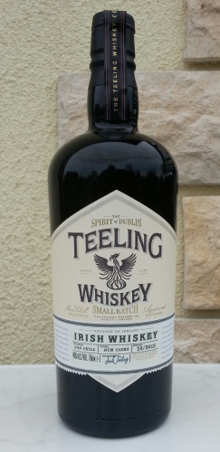Teeling Small Batch / Rum Casks 46% 0,7ltr