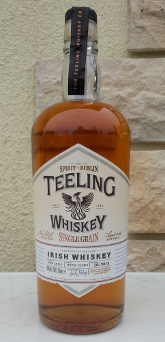 Teeling Single Grain / Wine Casks 46% 0,7ltr