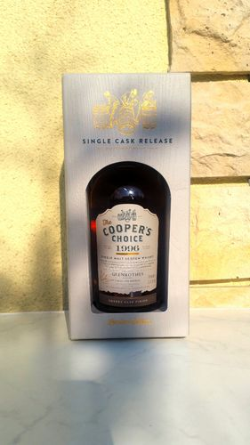 Glenrothes 96 - Coopers Choice 53,3% 0,7ltr