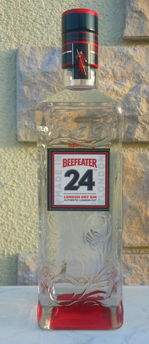 Gin: Beefeater 24 45% 0,7ltr