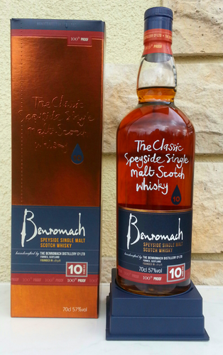 Benromach 100 Proof 57% 0,7ltr