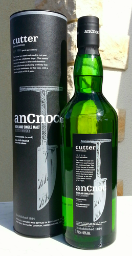An Cnoc Cutter 46% 0,7ltr Limited Edition