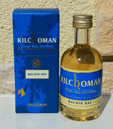 Kilchoman MINI Machir Bay  46% 0,05ltr