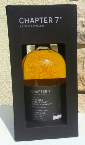 Glen Keith 1997 - 17 Chapter 7 52,3% 0,7ltr