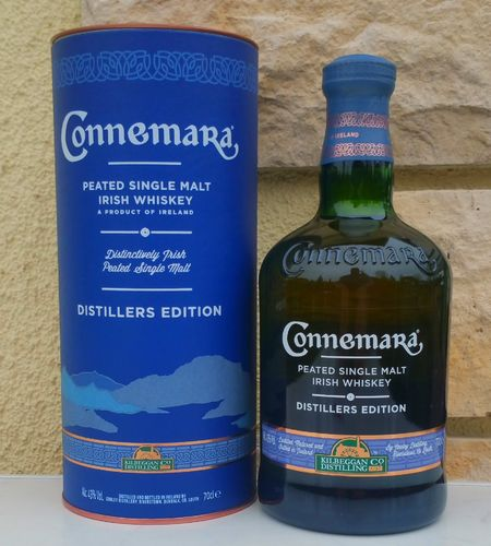 Connemara Distillers Edition 43% 0,7ltr