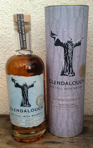 Glendalough Pot Still - 1.Batch 43% 0,7ltr