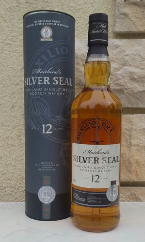 Muirhead's Silver Seal 12 - 40% 0,7ltr