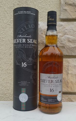 Muirhead's Silver Seal 16 - 40% 0,7ltr