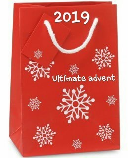 The Ultimate Adventkalender 2019