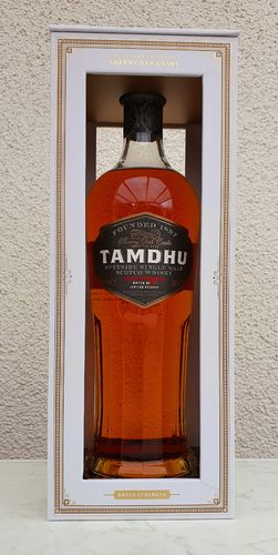 Tamdhu Batch Strength Batch 5 - 59,8% 0,7ltr