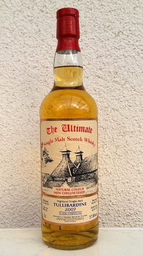 Tullibardine Ultimate 2007 CS 57,8% 0,7ltr