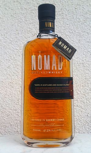 Nomad Outland Whisky Small Batch 41,3% 0,7ltr
